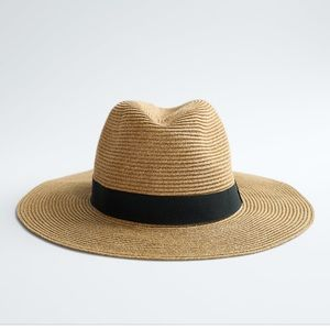 Zara Woven Hat